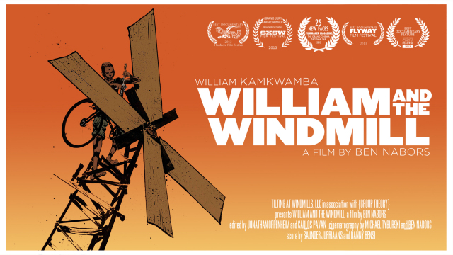 William and the Windmill